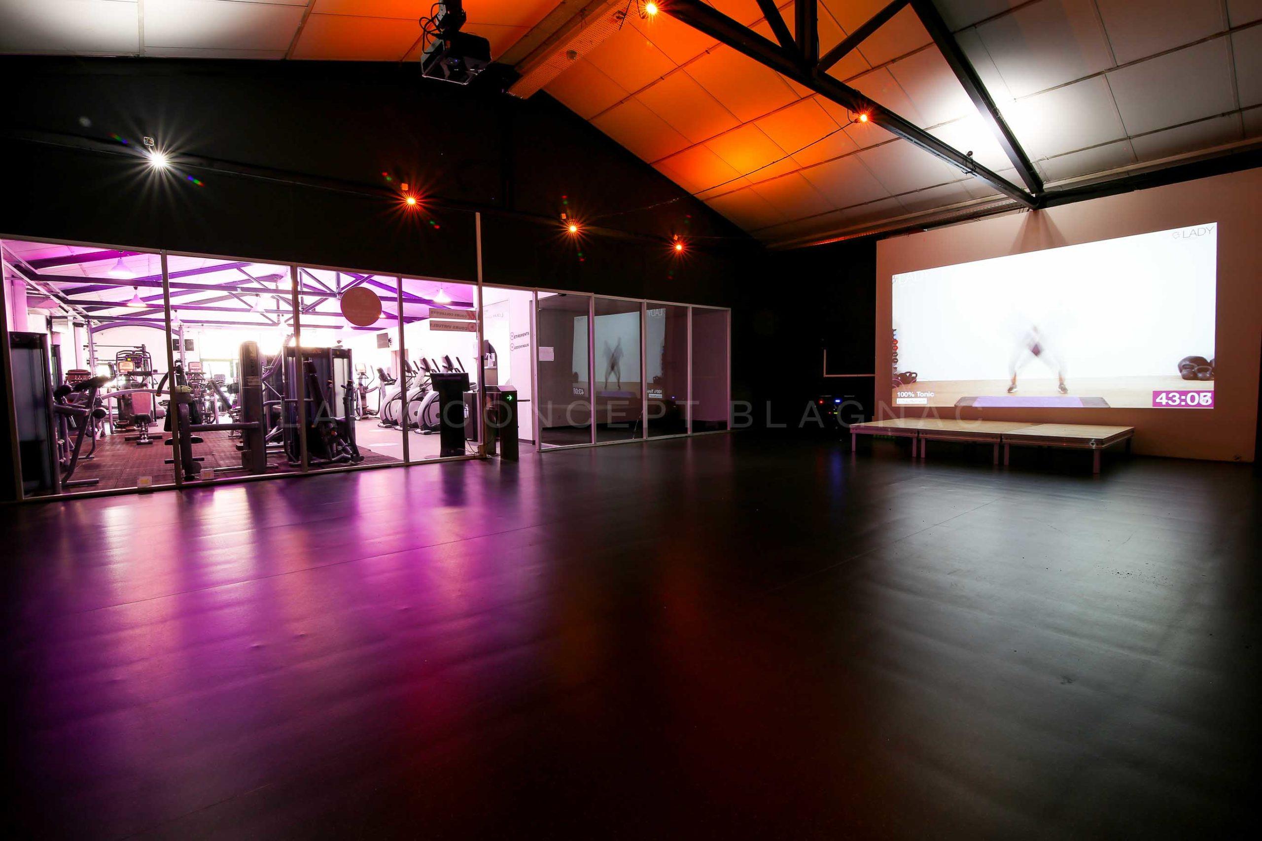 Salle de sport à Blagnac - Lady Concept