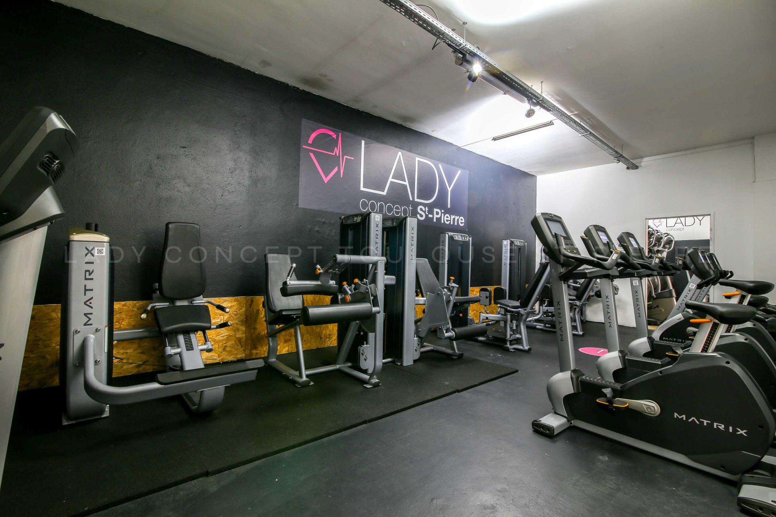 Salle de sport à Toulouse - Lady Concept Saint Pierre