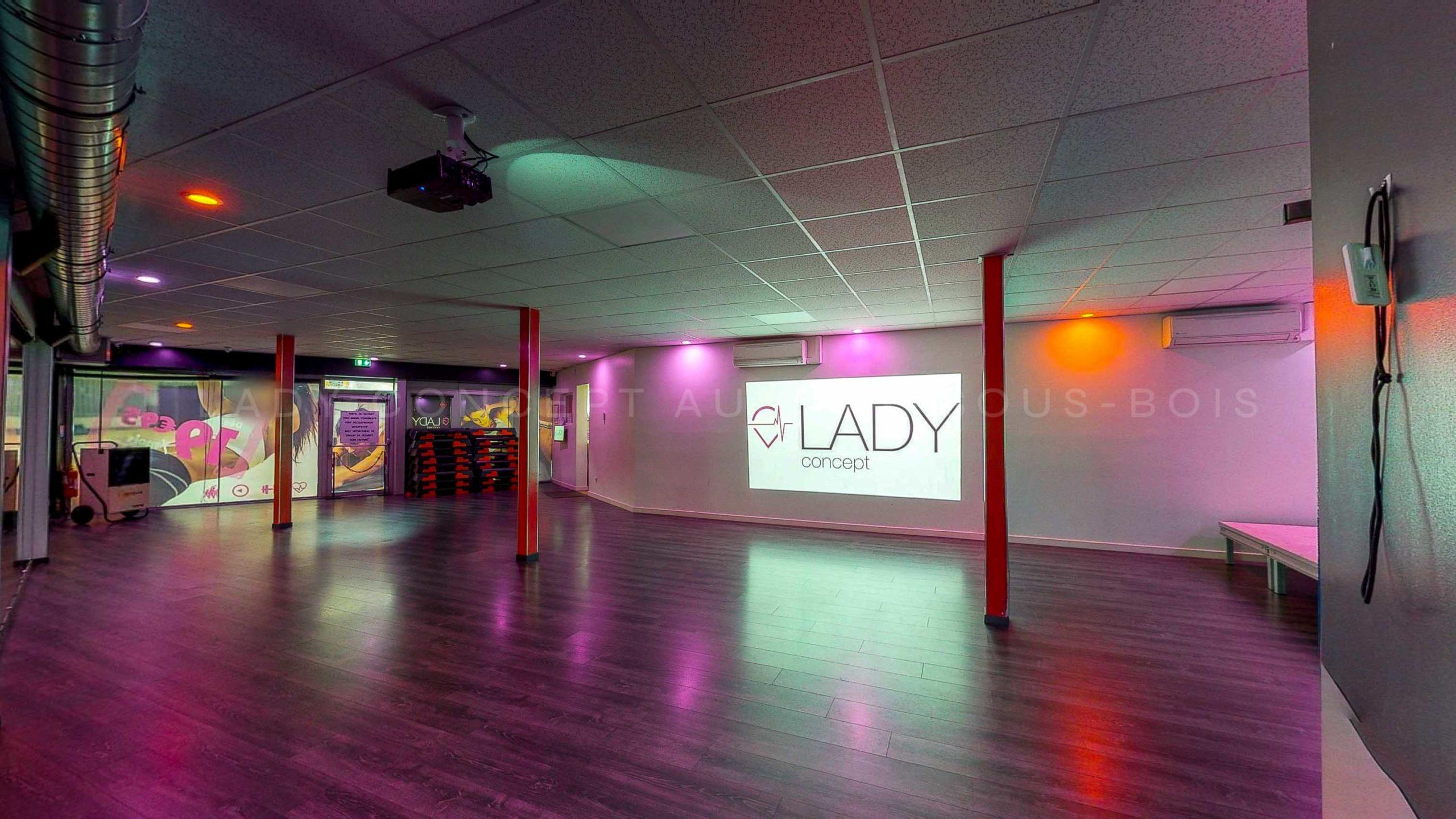 Salle de sport à Aulnay-Sous-Bois - Lady Concept